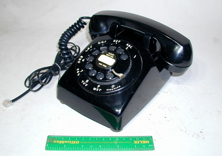Vintage Telephones (pg5a.htm) on rotary phone wiring diagram, phone jack wiring diagram, old phone wiring diagram,
